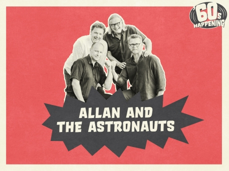Allan and the astronauts