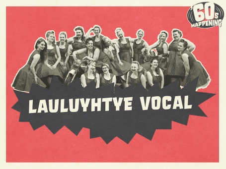 Lauluyhtye Vocal!